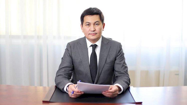 Назначен новый руководитель аппарата Министерства юстиции РК