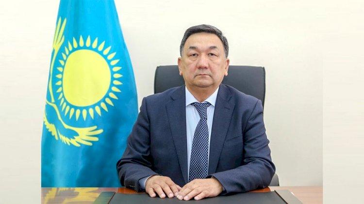 Назначен руководитель аппарата Министерства информации и общественного развития РК