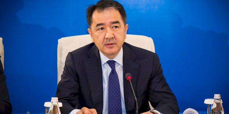 Бакытжан Сагинтаев встретился с бизнес-сообществом Франции