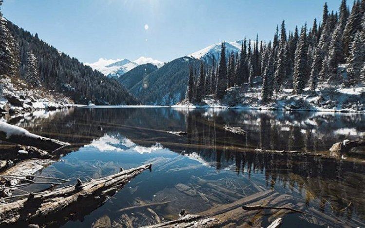 Как планируют развивать экотуризм в национальных парках Казахстана