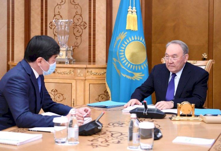 Нурсултан Назарбаев: Наша работа – продолжить оказание поддержки людям
