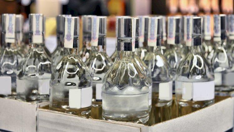 Крупный завод по производству алкоголя накрыли в Алматинской области