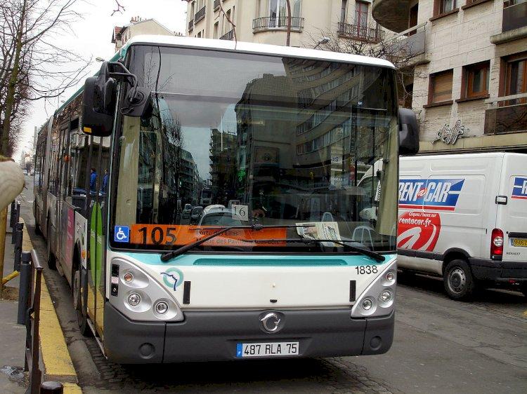 Изменена схема маршрута одного из автобусов Алматы