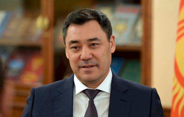 Президент Кыргызстана Садыр Жапаров: Наша страна переживает непростое время