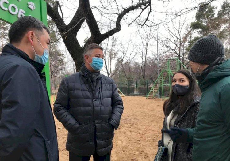 Жители указали на недочеты при благоустройстве парка «Дружба»