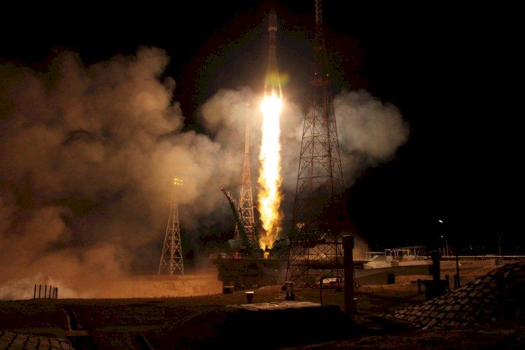На Байконуре запущен российский спутник по изучению Арктики