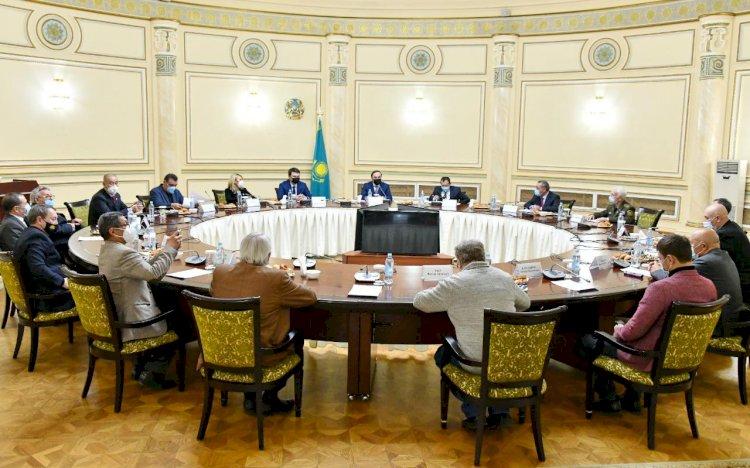 Ержан Бабакумаров провел заседание Совета АНК города Алматы