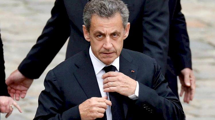 Николя Саркози приговорили к реальному тюремному сроку