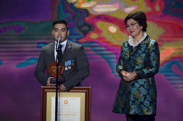 Бакытжан Сагинтаев отметил лауреатов первой казахстанской премии Adam Bol Awards