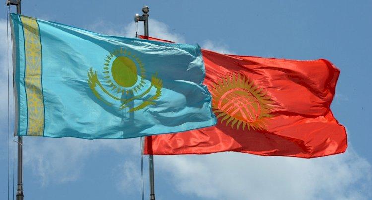 Президент Кыргызстана прибыл в Нур-Султан с государственным визитом