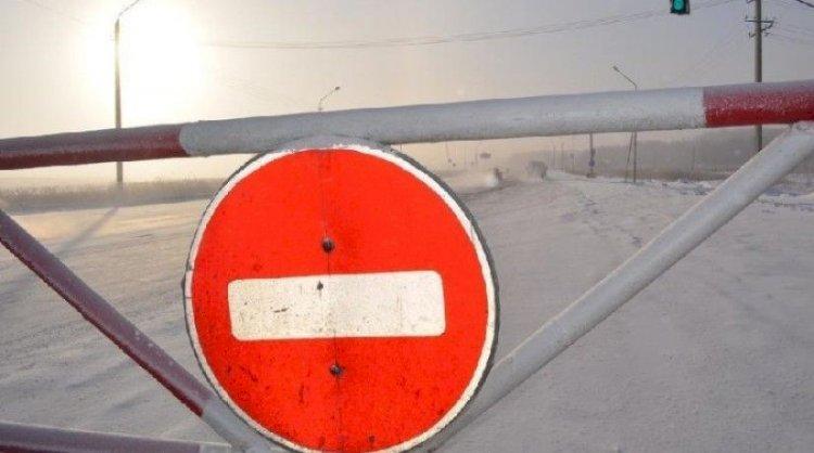 На трассе Алматы – Усть-Каменогорск введено ограничение движения