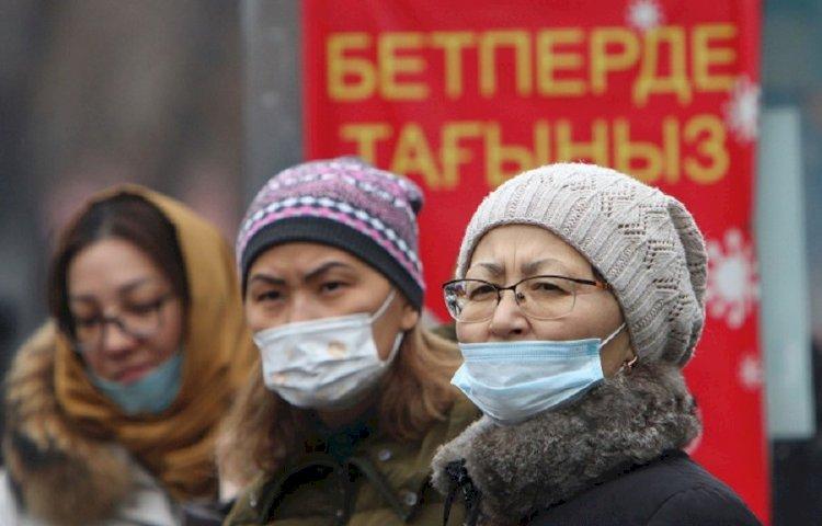 Алматы вновь вернулся в «желтую» зону