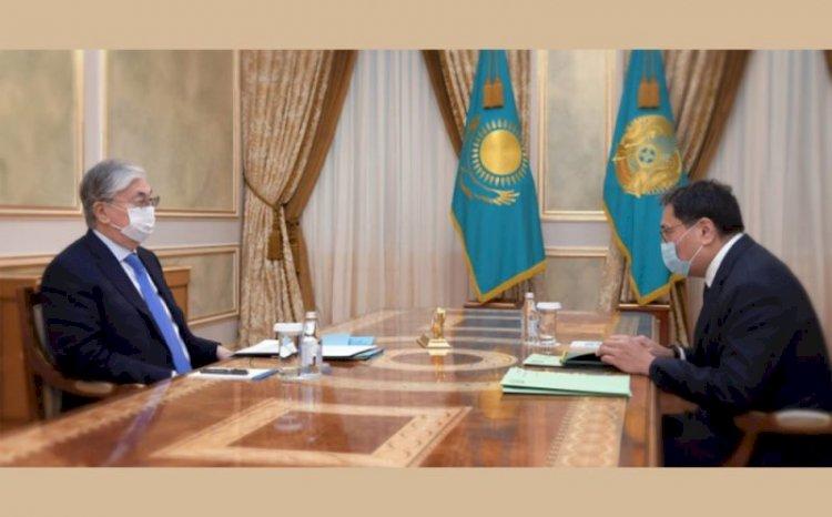 Президент поручил стабилизировать цены на продовольственные товары
