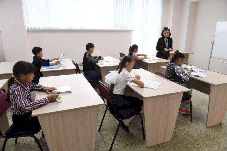 Как будут обучаться алматинские школьники в новом формате