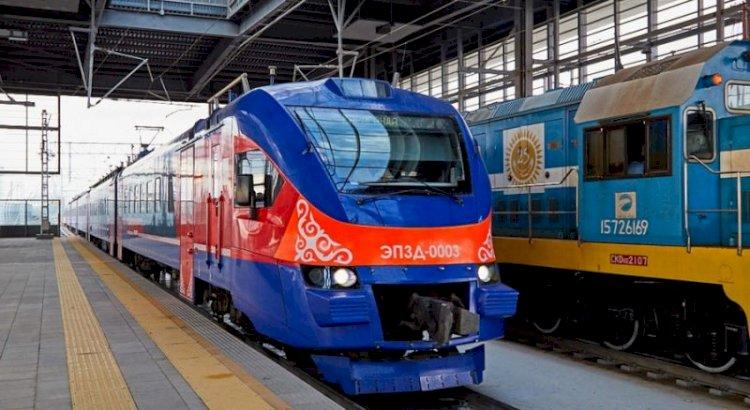 В Казахстане обновляют железнодорожный подвижной состав