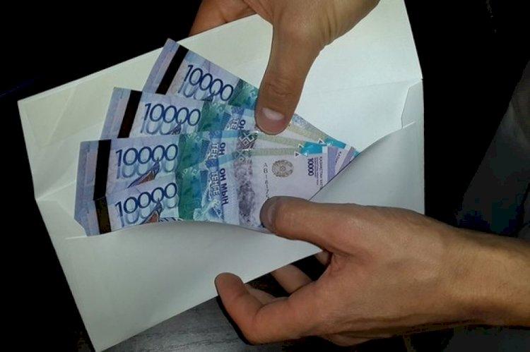 Названы конкретные суммы вознаграждения за  сообщения о фактах коррупции