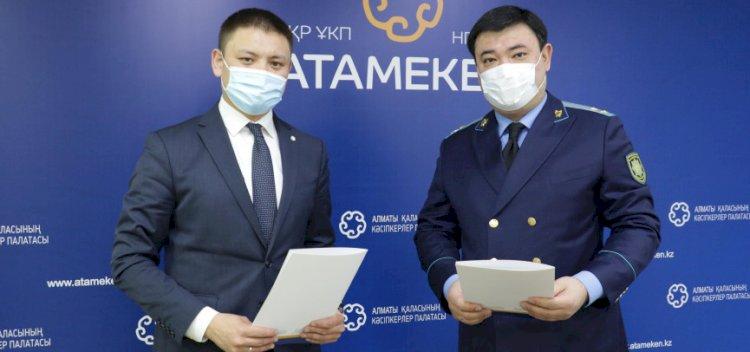 Как предприниматели Алматы налаживают сотрудничество с транспортной прокуратурой