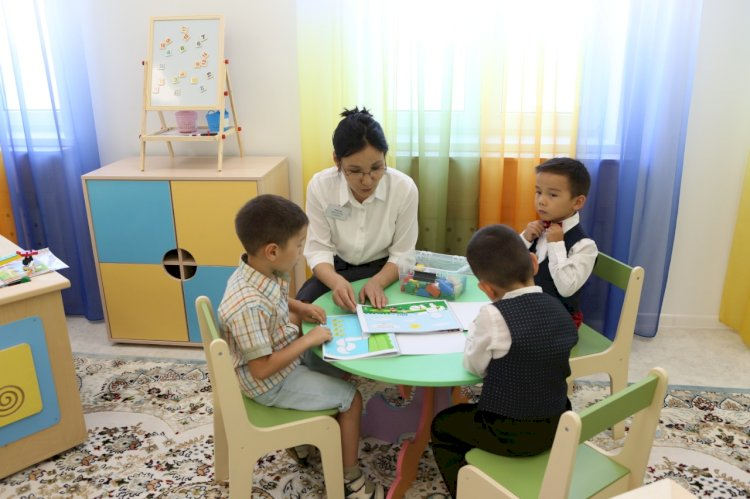 Прием документов в 1-й класс стартует 1 апреля в Казахстане