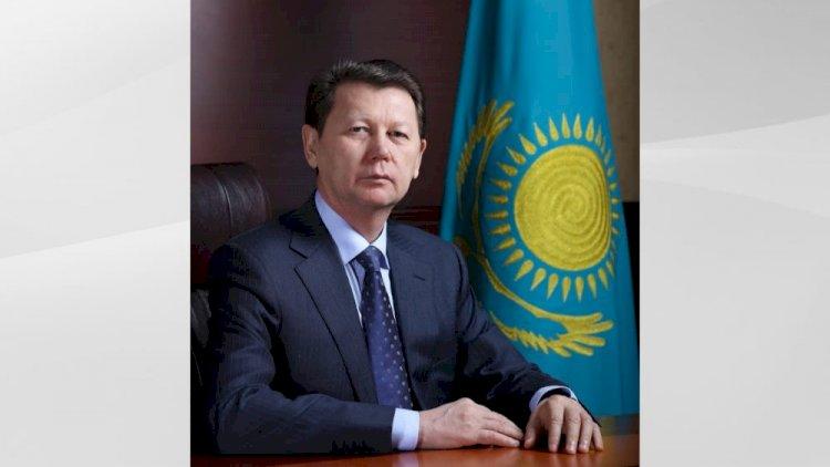 Мархабат Жайымбетов освобожден от должности председателя комитета по делам строительства МИИР