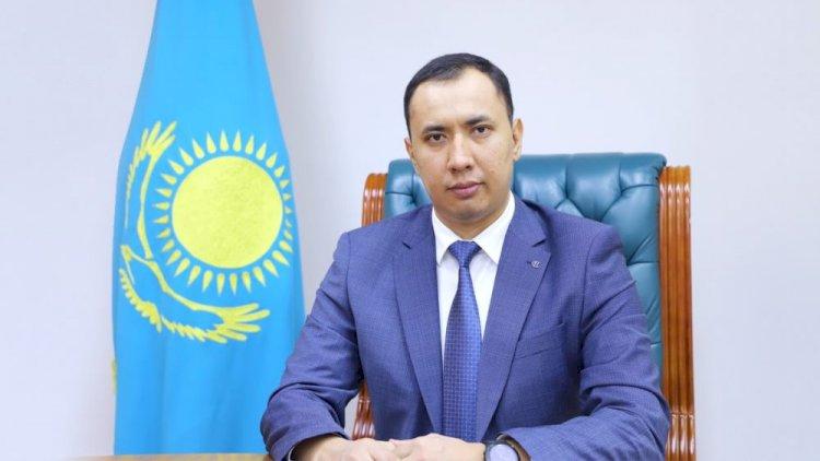 Назначен руководитель аппарата Министерства финансов РК