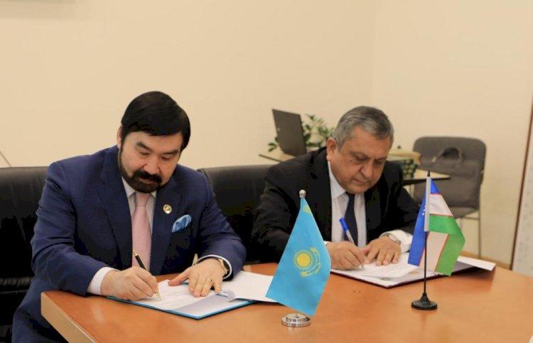 Центр Назарбаева подписал меморандум с узбекским Центром исламской цивилизации