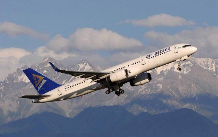 Возобновляются авиарейсы из Алматы в Душанбе