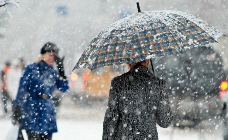Алматинцев предупредили об изменении погоды 5 марта