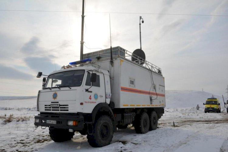 «Көктем-2021»: В Алматинской области готовятся к паводкам