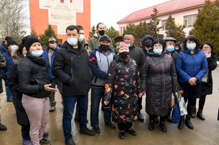 Решением проблем жителей Нового Алматы займется специальная комиссия