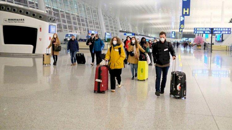 307 граждан РК прибыли в страну без ПЦР-справок