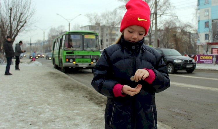 В России запретили высаживать из транспорта детей-безбилетников