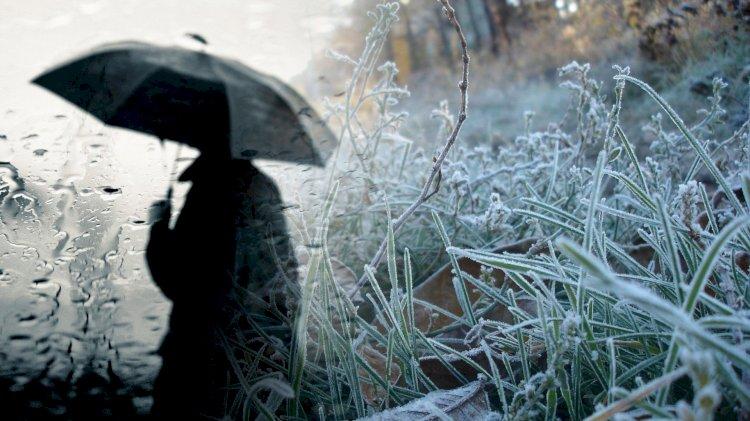 Дожди и снег ожидаются на большей части территории Казахстана