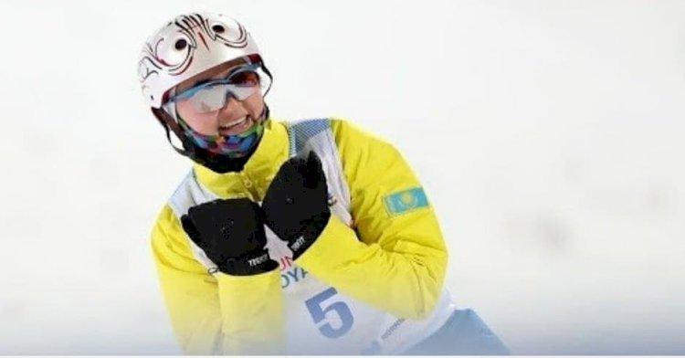 Казахстанка завоевала «бронзу» на заключительном этапе Кубка мира