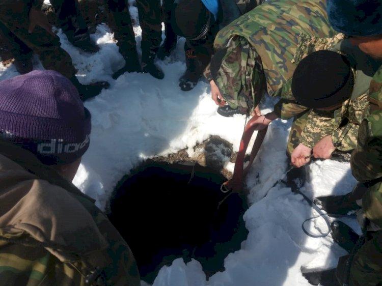 Пропавшего пастуха нашли в колодце в Туркестанской области
