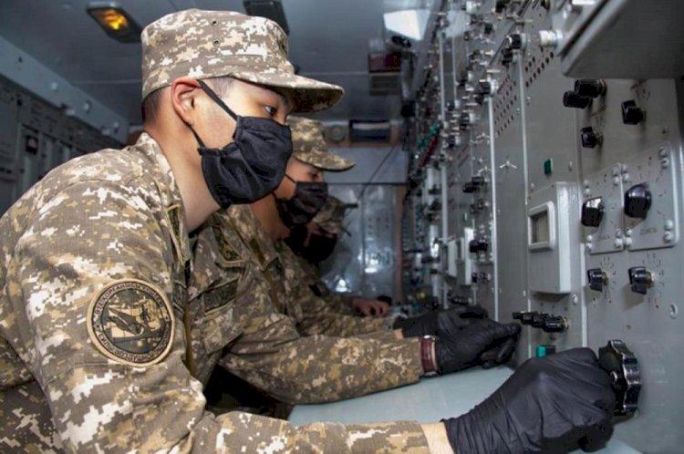 Проведена внезапная проверка системы ПВО