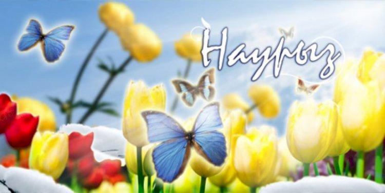 «Кайрат» поздравил с праздником Наурыз
