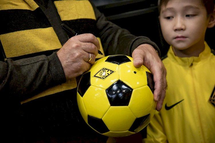 Алматинские футболисты составили большинство топ-списка отечественных профи