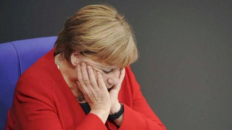 Это только моя ошибка: Меркель попросила прощения