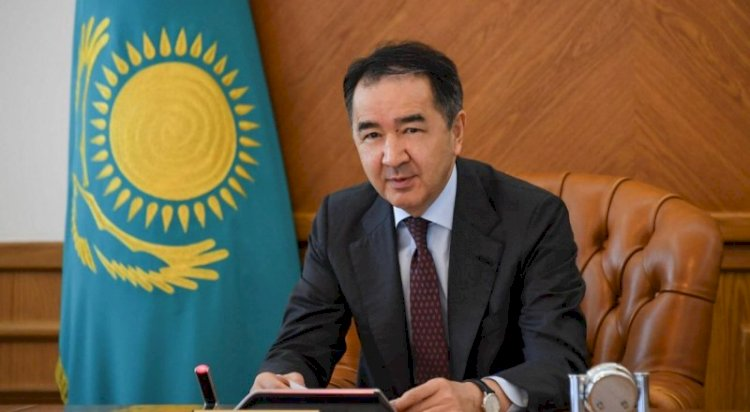 Бакытжан Сагинтаев на презентации «Развитие Алматы 2021 года: проекты благоустройства и озеленения» – прямая трансляция
