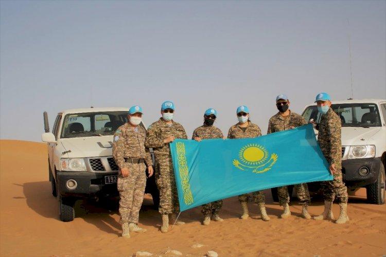 Военнослужащие РК продолжат участие в миротворческой миссии ООН