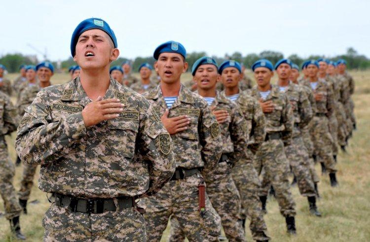 Какое место занимает Казахстан в рейтинге стран по военной мощи