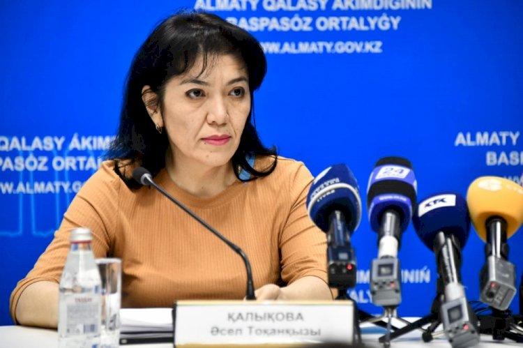 Асель Калыкова: Вопрос об ужесточении карантина в Алматы пока не стоит