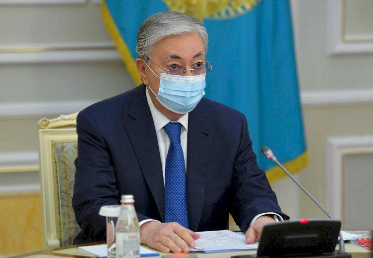 Опубликован видеообзор рабочей недели Касым-Жомарта Токаева