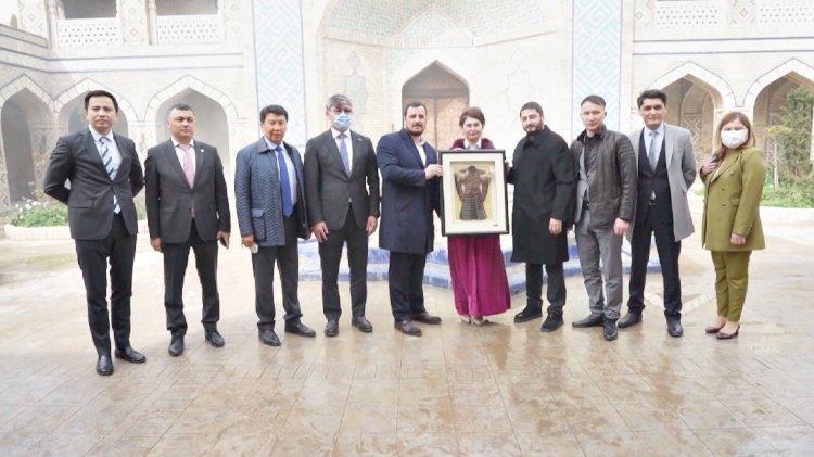 Казахстан и Турция совместно снимут исторический сериал