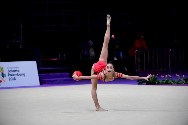 Гимнастки из Казахстана выступят на этапе Кубка мира в Ташкенте