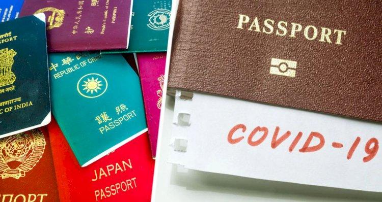 Вакцинированным казахстанцам стал доступен электронный паспорт вакцинации