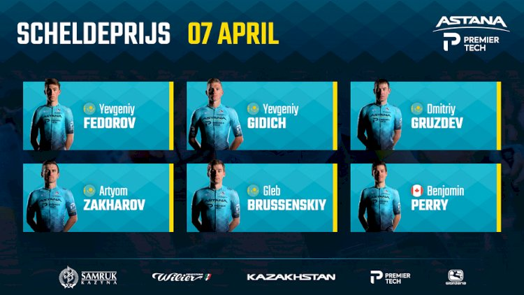 Казахстанские спортсмены отправились в Бельгию