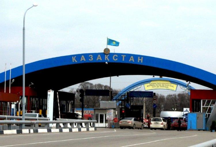 Незаконный груз пытались провезти  из России  через Казахстан в Таджикистан