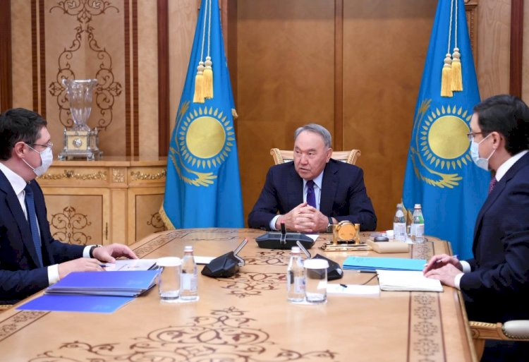 Елбасы дал поручения новому руководителю фонда «Самрук-Казына»