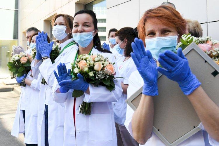 В Алматы объявлен конкурс на лучший эскиз памятника медикам
